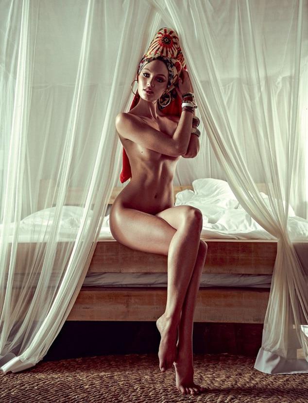 Candice Swanepoel, Vogue Brazil
