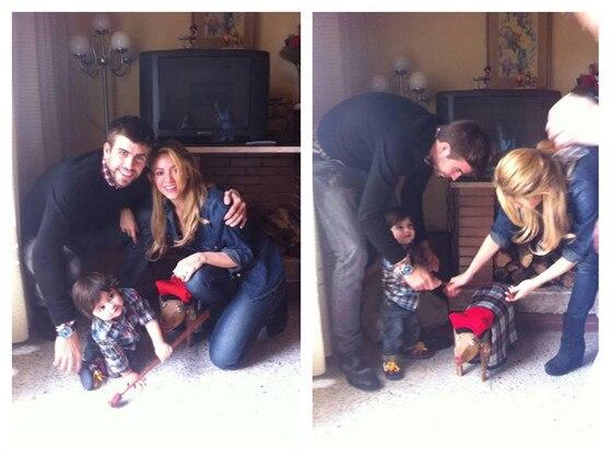 Shakira, Twitter