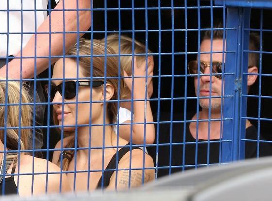 Angelina Jolie, Brad Pitt, Vivienne