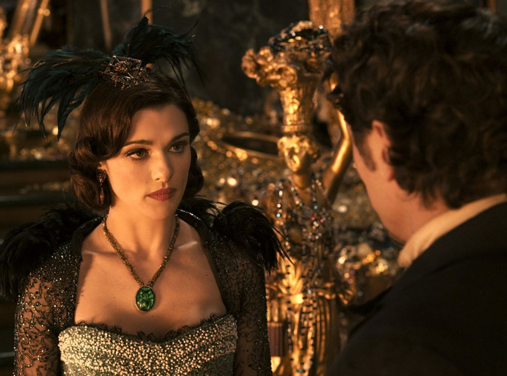 The Great and Powerful Oz, Rachel Weisz, James Franco
