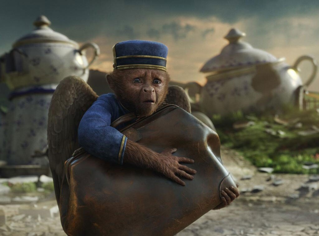 The Great and Powerful Oz