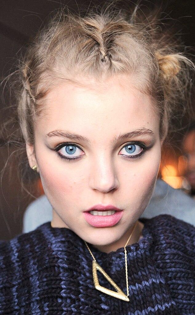Titania Inglis, model
