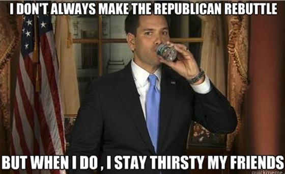 Marco Rubio, Meme