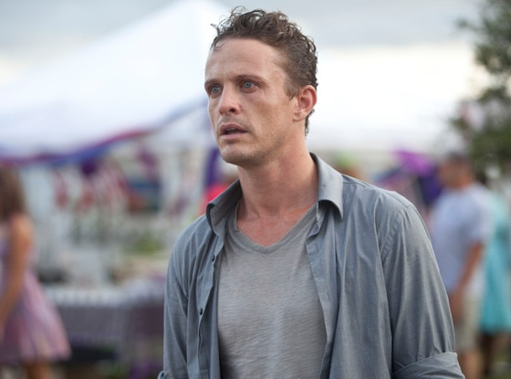 Safe Haven, David Lyons