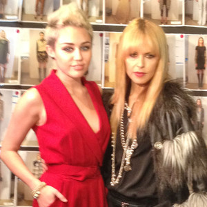 Miley Cyrus, Rachel Zoe