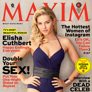 Elisha Cuthbert, Maxim Magazine