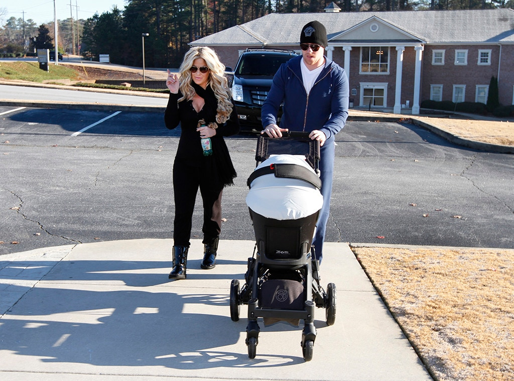 Kim Zolciak, Kroy Biermann, Twins, First Time