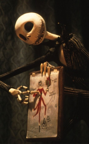 Nightmare Before Christmas, Jack Skellington