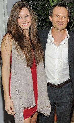 Brittany Lopez, Christian Slater