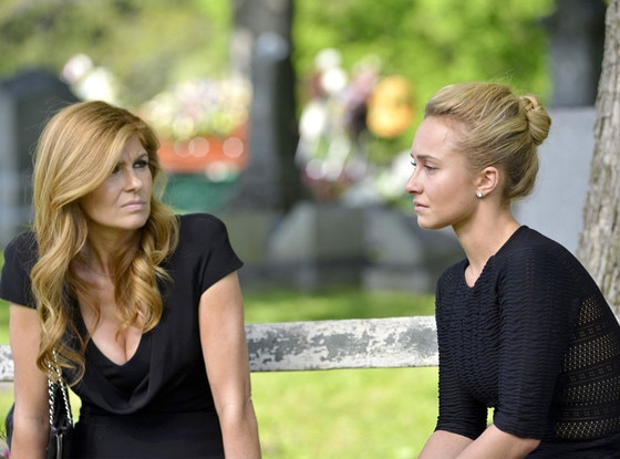 Nashville, Connie Britton, Hayden Panettiere