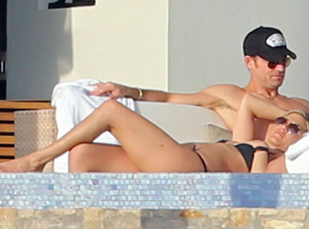 Jennifer Aniston, Justin Theroux, Favorite Celebrity Vacation Spots