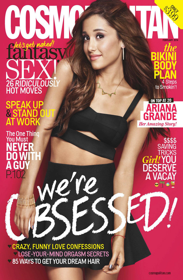 Ariana Grande, Cosmopolitan