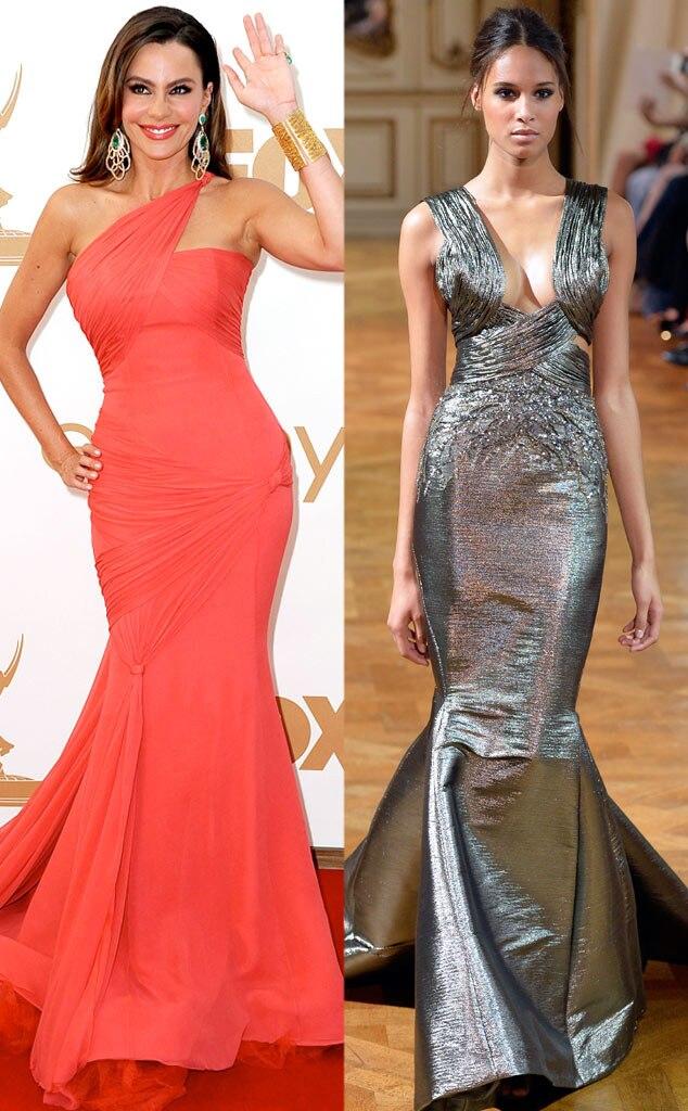 Golden Globe Gown Predictions, Sofia Vergara