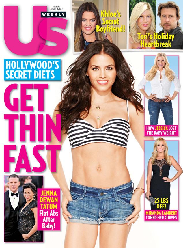 Jenna Dewan, Us Magazine