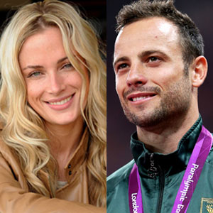 reeva steenkamp oscar pistorius girlfriend�s final