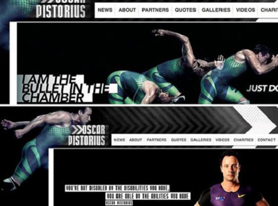 Oscar Pistorius, Nike Ad