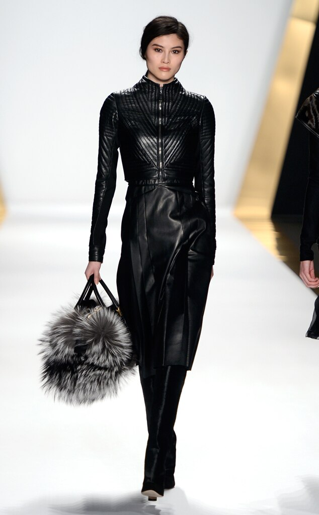 J. Mendel, Fall 2013, New York Fashion Week