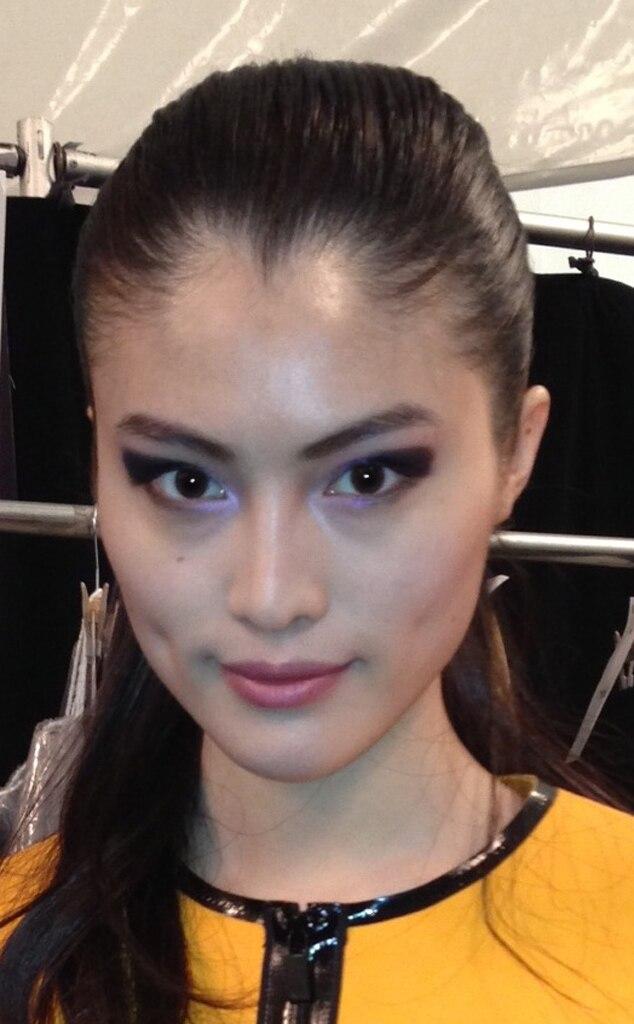 Shiseido Makeup, Kors Model