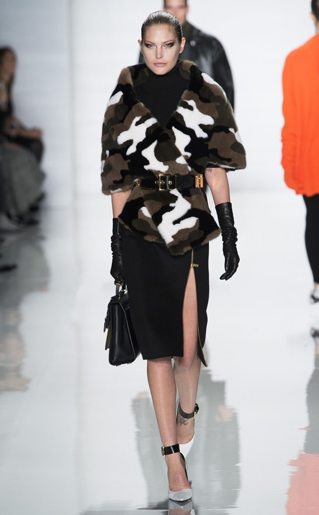 Michael Kors, Fall 2013, New York Fashion Week