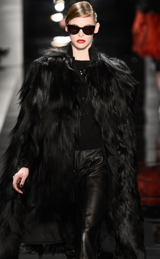 Reem Acra, Fall 2013, New York Fashion Week