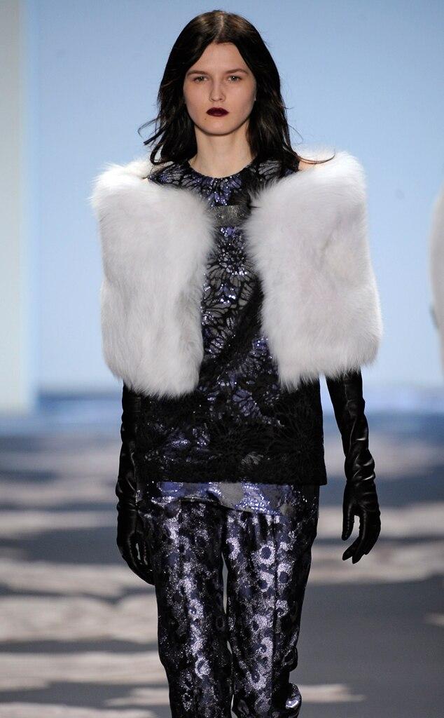 Vera Wang, Fall 2013, New York Fashion Week