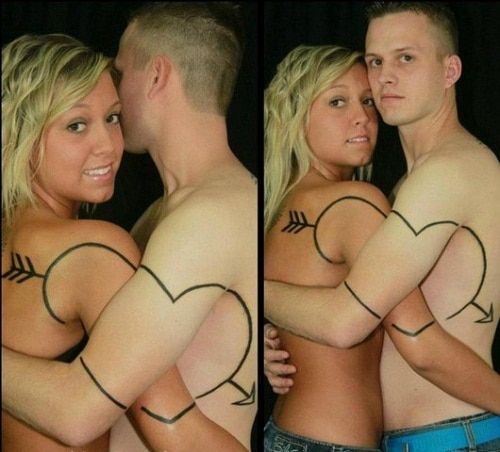 Couple Tattoos Soup