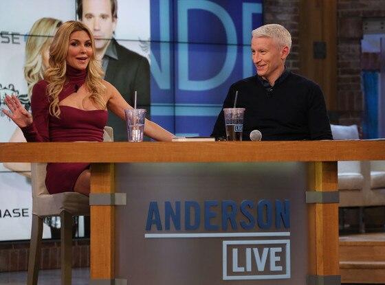 Anderson Cooper, Brandi Glanville