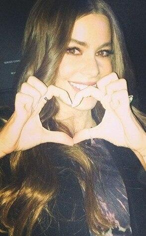 Sofia Vergara, Twit Pic