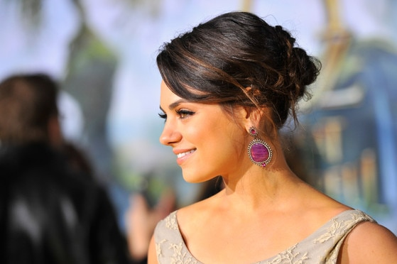 "Mila Kunis attends Walt Disney Pictures World Premiere of ""Oz The Great And Powerful"""