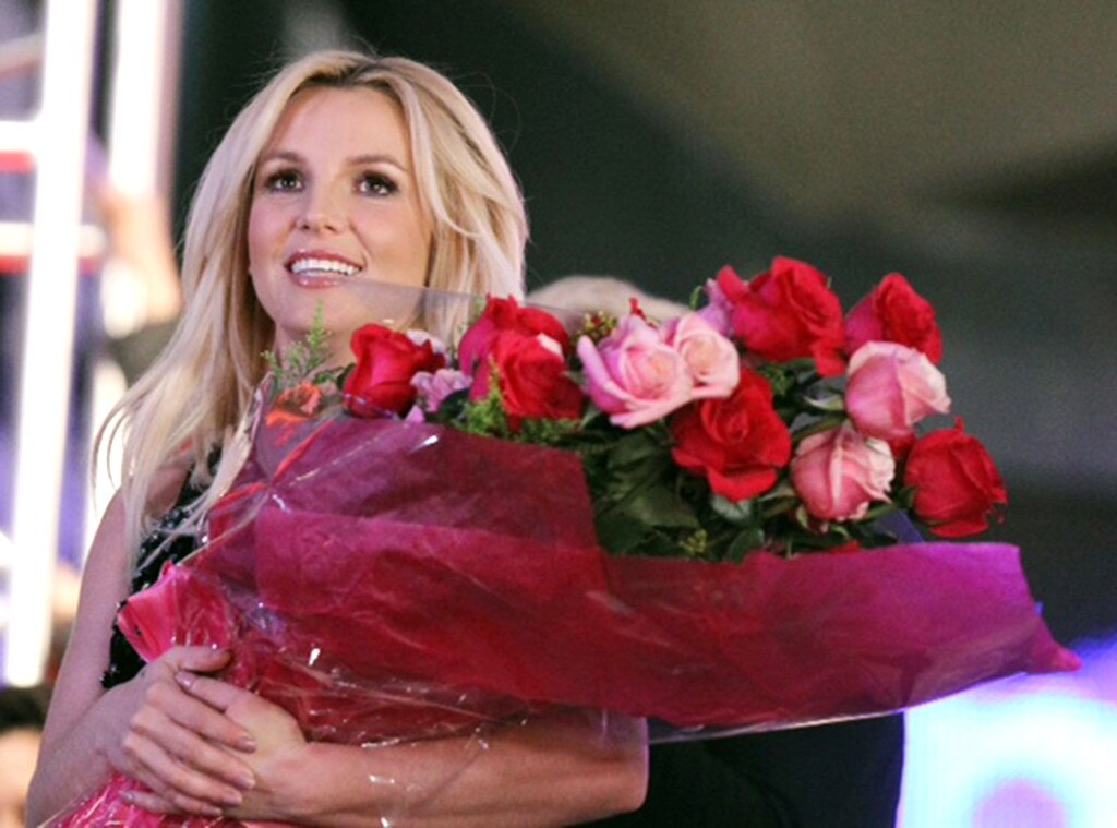 Britney Spears, Flowers, Vegas