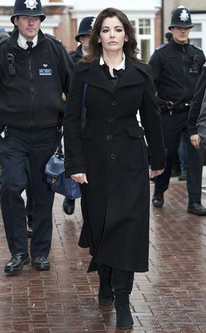 Nigella Lawson, Isleworth Crown Court, London, England