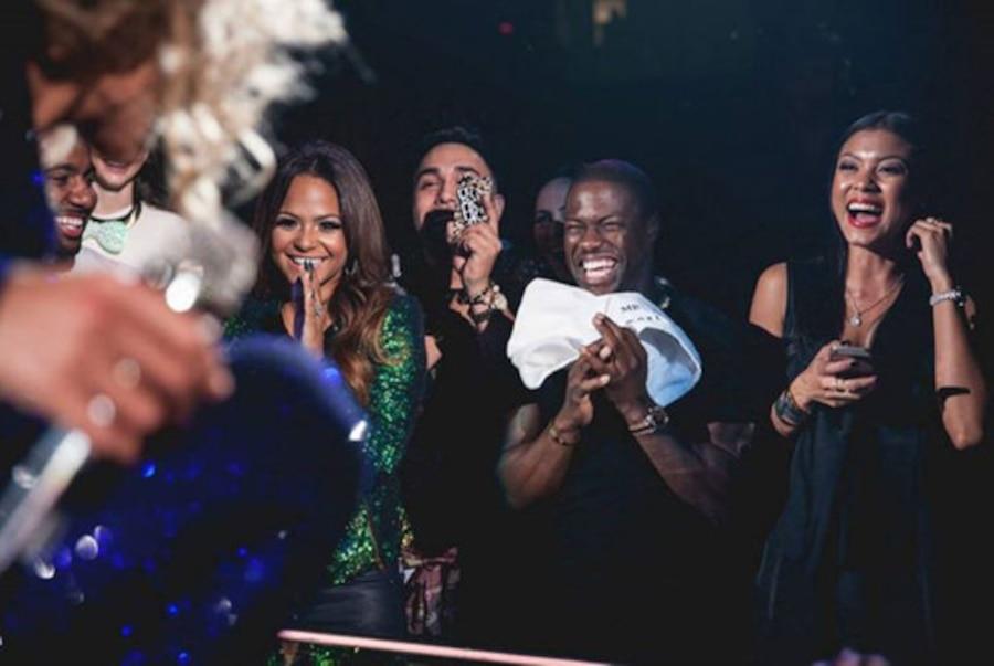 Kevin Hart, Beyonce