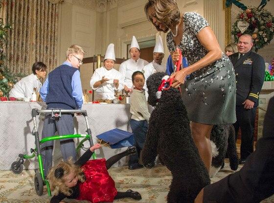 Michelle Obama, Sunny, Ashtyn Gardner