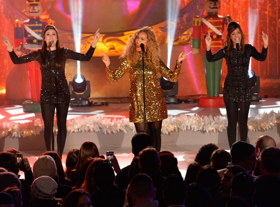Christmas in Rockefeller Center, Leona Lewis