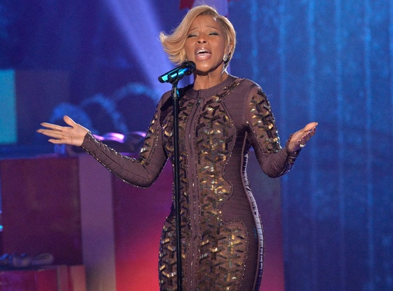 Christmas in Rockefeller Center, Mary J. Blige