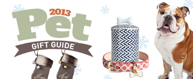 2013 Holiday Gift Guide - Pets