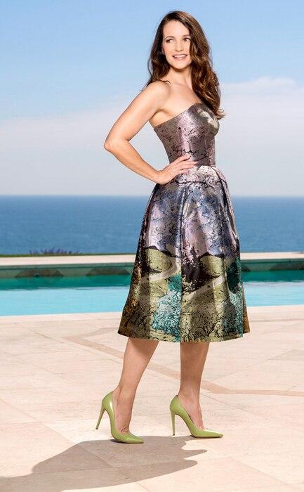 Kristin Davis, Haute Living Magazine