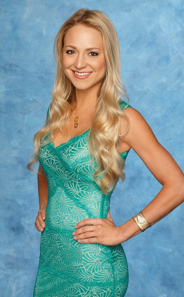 Christine L, The Bachelor