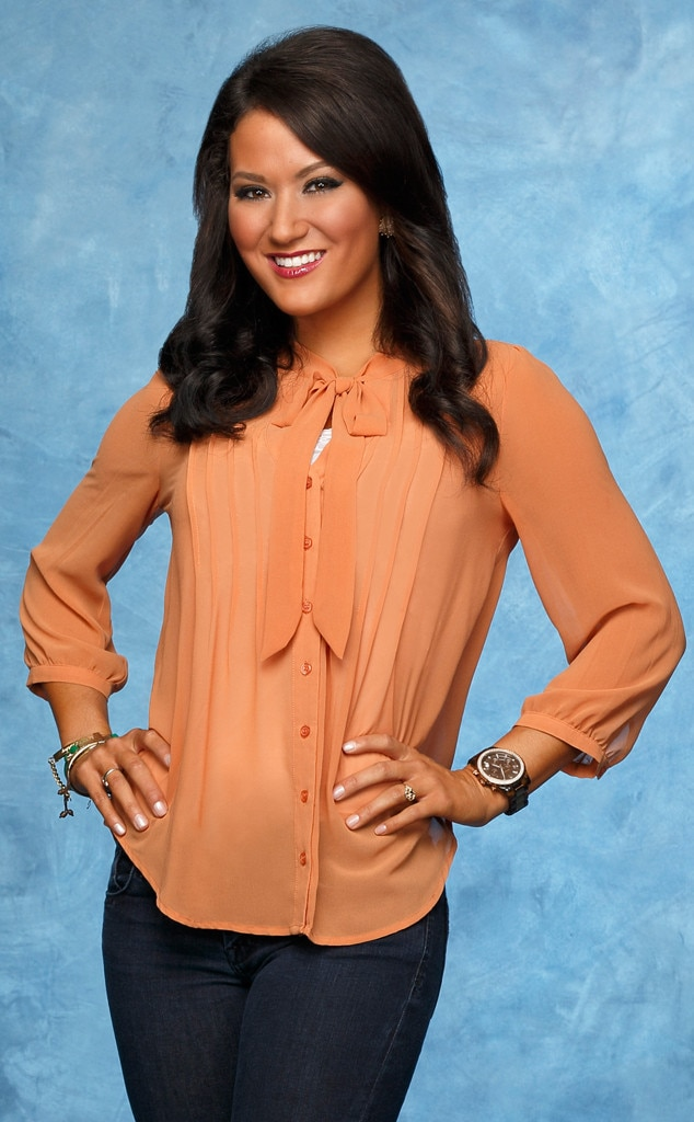 Ashley, The Bachelor