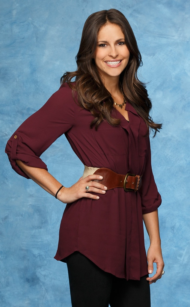 Allison, The Bachelor