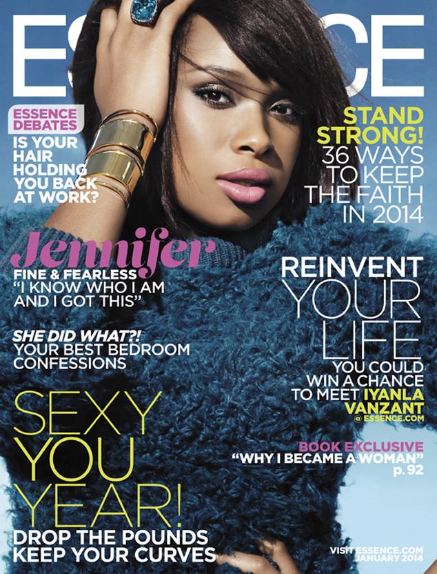 Jennifer Hudson Covers Essence Magazine: I'm Stronger Than ...