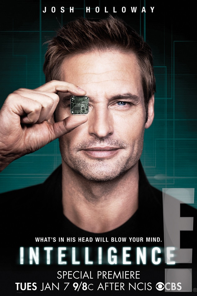 Josh Holloway, Intelligence, Poster