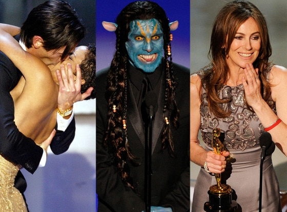 Best Oscar Moments