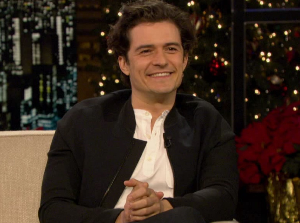 Orlando Bloom, Chelsea Lately
