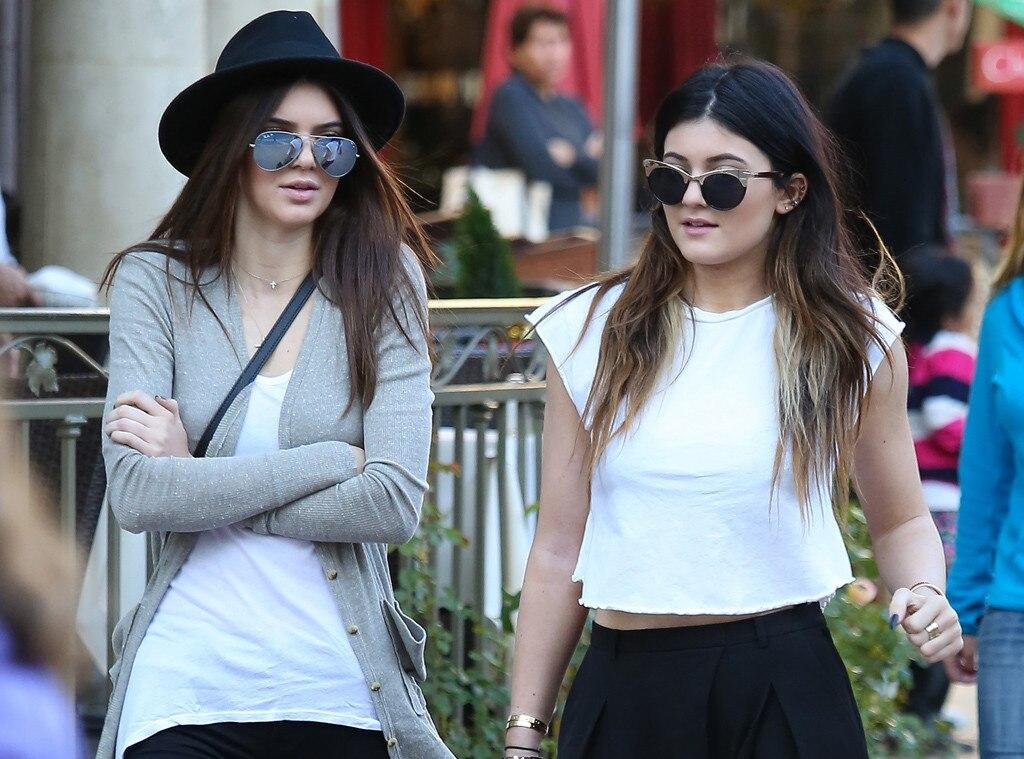 Kendall Jenner, Kylie Jenner