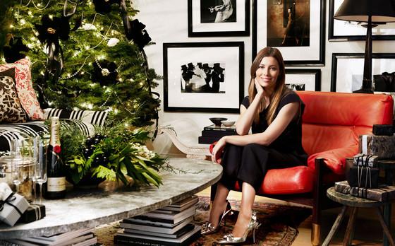 Jessica Biel, Domaine Home