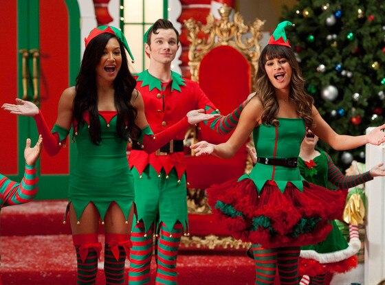 Glee, Christmas epiosode