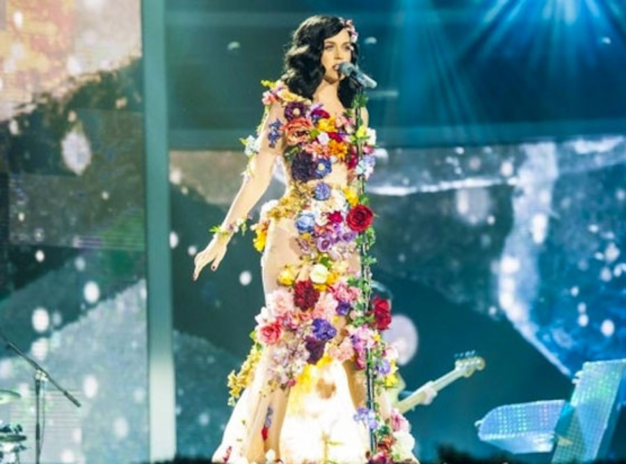 Katy Perry, X Factor Italy