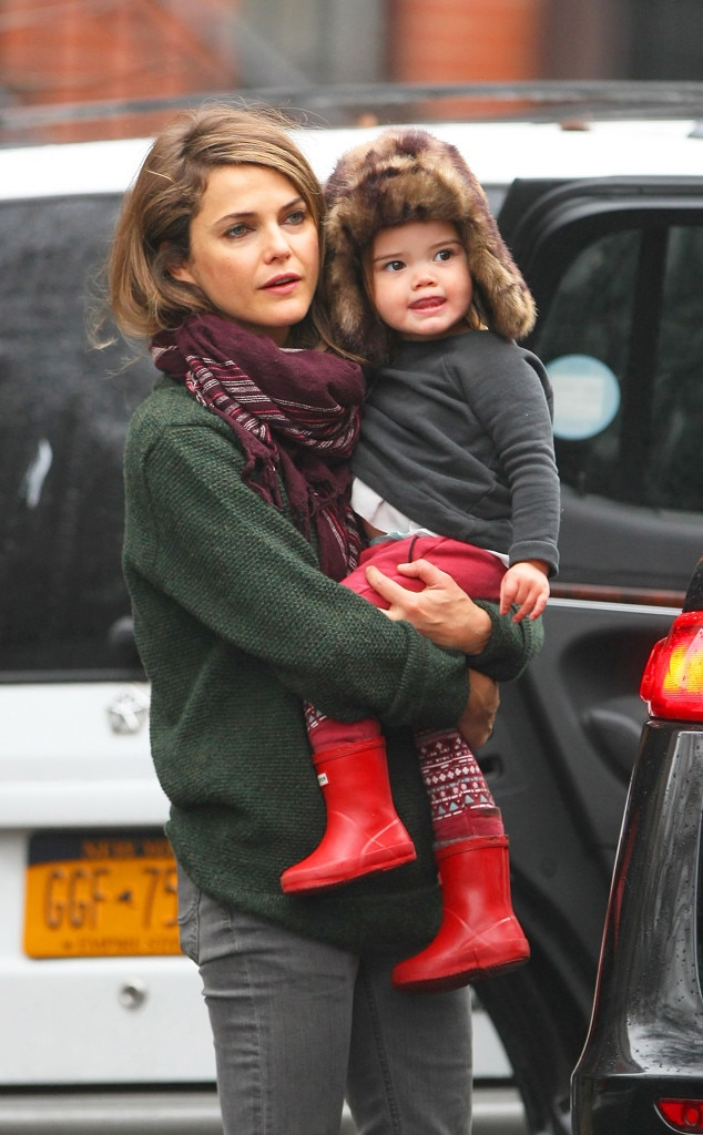 Keri Russell Turns 40! The Birthday Girl Explains Why She ...
