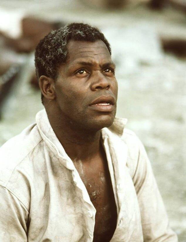 Danny Glover, Mandela
